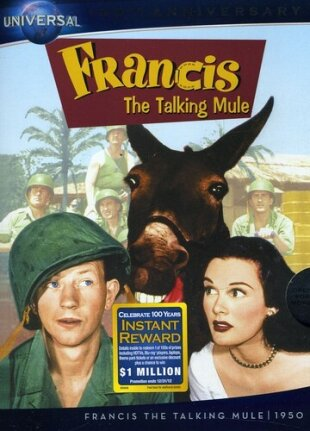 Francis the Talking Mule