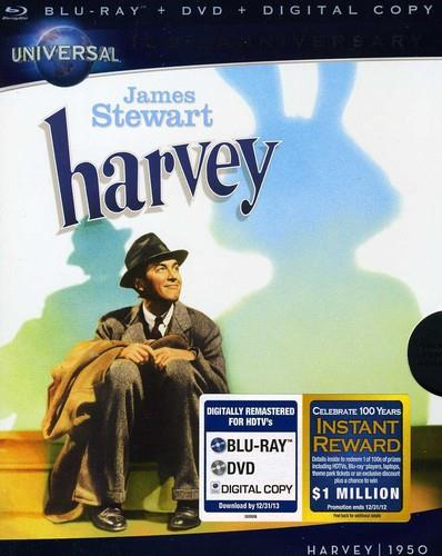 Harvey - (Universal 100th Anniversary, with DVD) (1950)