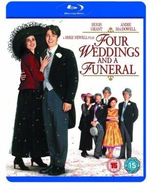 Four Weddings & A Funeral - Four Weddings & A Funeral (1994) (1993)