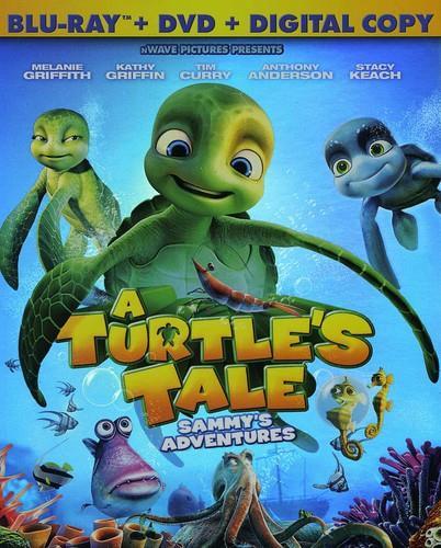 A Turtle's Tale: Sammy's Adventures (2010) (Blu-ray + DVD)