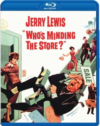 Who's Minding the Store? (1963) (Remastered)