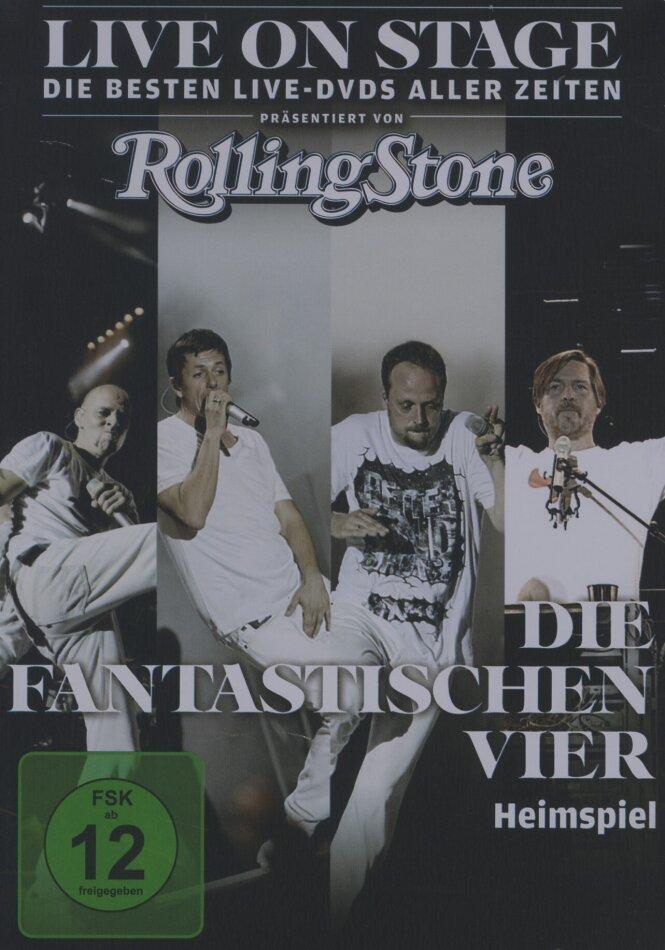 Die Fantastischen Vier - Heimspiel - Live on Stage (Steelbook)