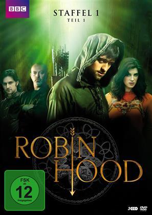 Robin Hood - Staffel 1.1 (2 DVDs)