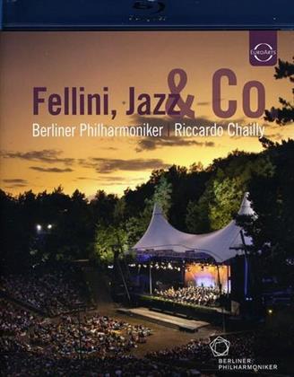 Berliner Philharmoniker, … - Waldbühne in Berlin 2011 - Fellini, Jazz & Co. (Euro Arts)
