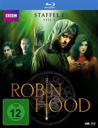 Robin Hood - Staffel 1.1 (2 Blu-rays)