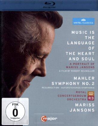 Royal Concertgebouw Orchestra, … - Mahler - Symphony No. 2 (C-Major, Unitel Classica)