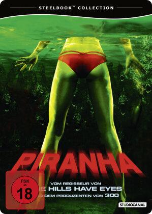 Piranha (2010) (Steelbook)