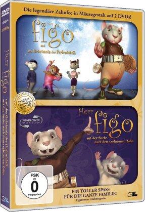 Herr Figo 1 & 2 (2 DVDs)