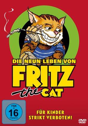 Die neun Leben von Fritz the Cat (1974)