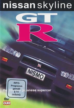 Nissan Skyline GT-R - The 200 mph japanese Supercar