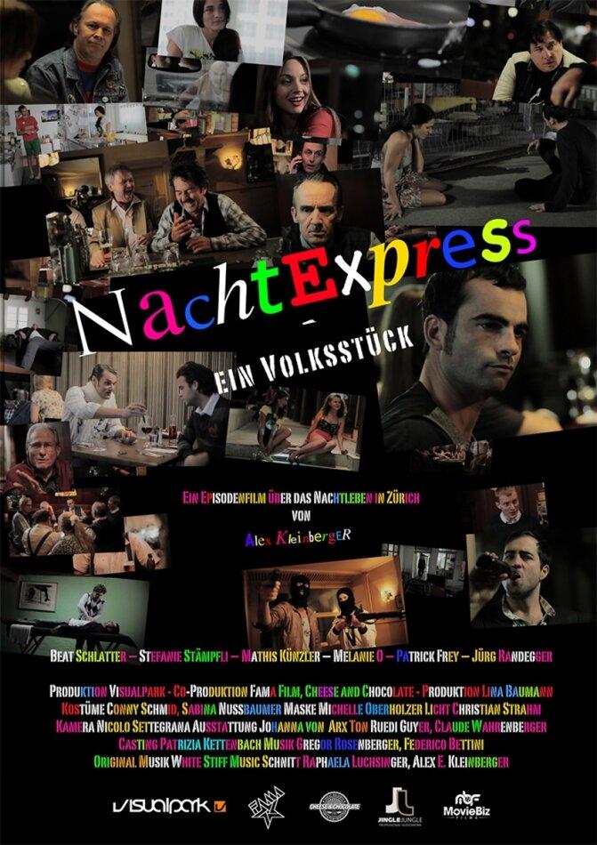 Nachtexpress - Ein Volksstück (2012)