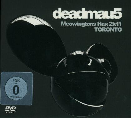Deadmau5 - Meowingtons Hax - Live from Toronto