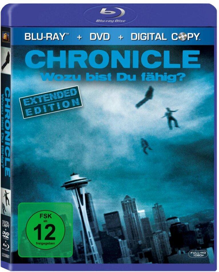 Chronicle (2012) (Blu-ray + DVD)