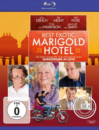 Best Exotic Marigold Hotel (2011) (Blu-ray + DVD)