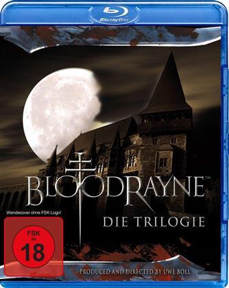Bloodrayne - Die Trilogie (3 Blu-rays)