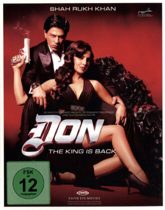 Don 2 - The King is back (Special Edition, 2 Blu-rays)