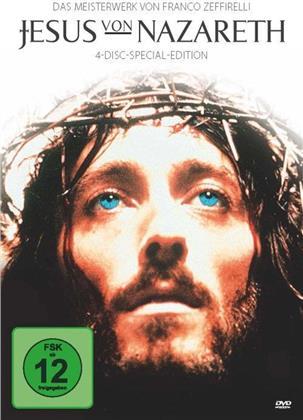 Jesus von Nazareth (1977) (4 DVDs)