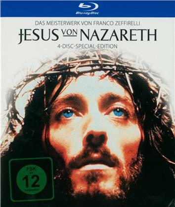 Jesus von Nazareth (1977) (4 Blu-rays)