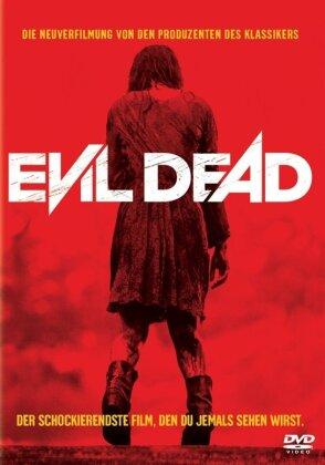 Evil Dead (2013) (Kinoversion, Uncut)