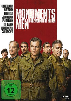 Monuments Men - Ungewöhnliche Helden (2013)