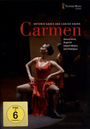 Orchestra of the Teatro Real Madrid, Antonio Gades, … - Bizet - Carmen