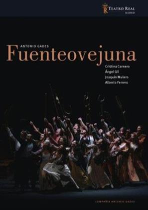 Orchestra of the Teatro Real Madrid, Antonio Gades, … - Gades - Fuenteovejuna