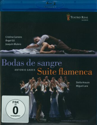Orchestra of the Teatro Real Madrid, Antonio Gades, … - Gades - Bodas de sangre & Suite flamenca