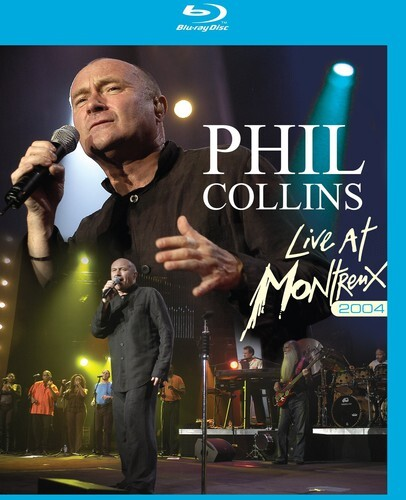 Collins Phil - Live at Montreux 2004