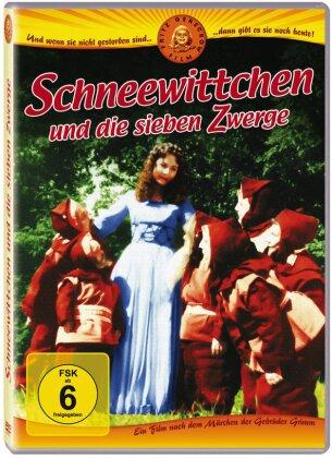 Schneewittchen und die sieben Zwerge (1962) (s/w)