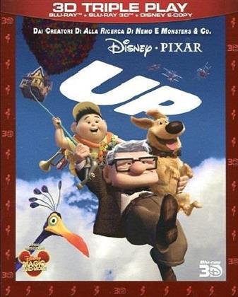 Up (2009) (Blu-ray 3D + Blu-ray)