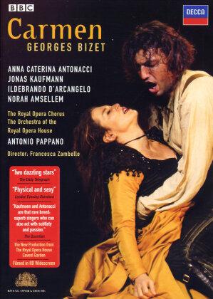 Orchestra of the Royal Opera House, Antonio Pappano, … - Bizet - Carmen