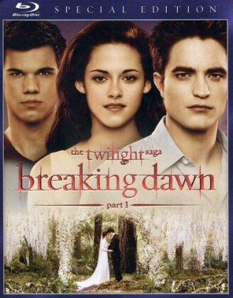 Twilight 4 - Breaking Dawn - Part 1 (Special Edition)
