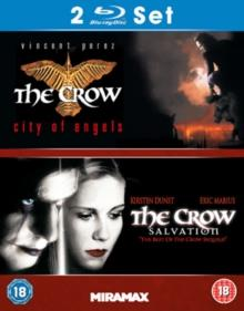 The Crow 2 & 3 - The Crow: City Of Angles / The Crow: Salvation (2 Blu-rays)