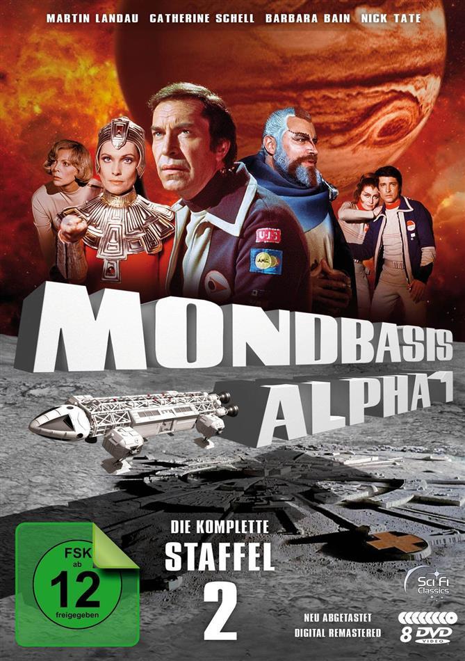 Mondbasis Alpha 1 - Staffel 2 (3 DVDs)