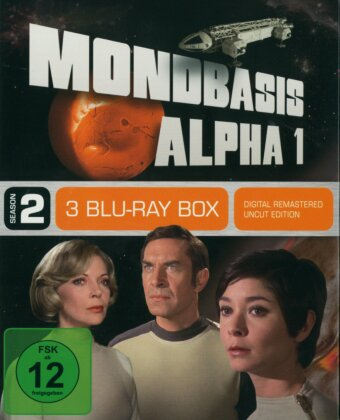 Mondbasis Alpha 1 - Staffel 2 (3 Blu-rays)