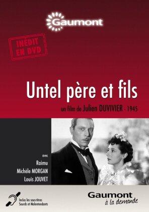 Untel père et fils (1943) (Collection Gaumont à la demande, s/w)