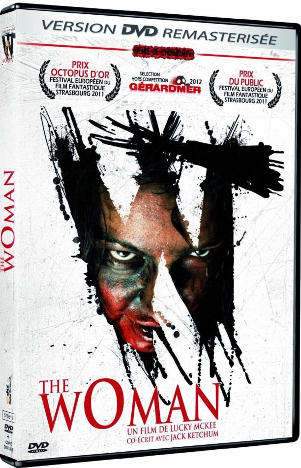 The Woman (2011) (Remastered)