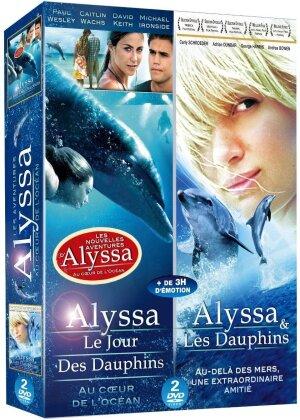 Alyssa - Le jour des dauphins / Alyssa et les dauphins (2 DVDs)