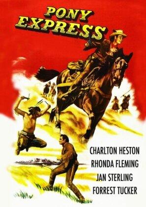 Pony Express (1953) (Remastered)