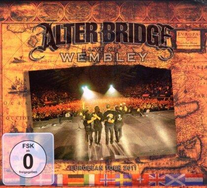 Alter Bridge - Live At Wembley-European Tour 2011 (2 DVDs + CD)