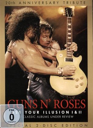 Guns N' Roses - Use Your Illusion - Classic Album Under Review (Inofficial, 2 DVDs)