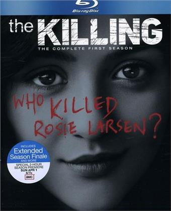 The Killing - Season 1 (2011) (3 Blu-rays)