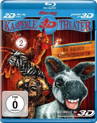 Kasperletheater - Teil 2 - Die Bremer Stadtmusikanten