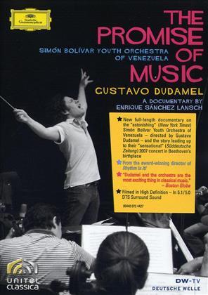 Simón Bolívar Youth Orchestra Of Venezuela & Gustavo Dudamel - Dudamel - The Promise of Music