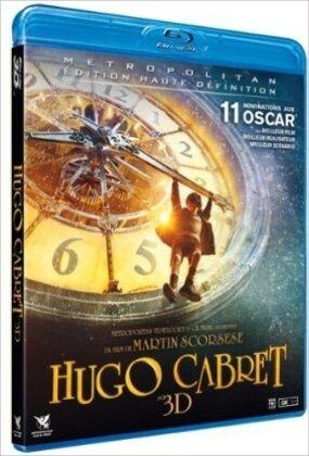 Hugo (2011) (Blu-ray 3D (+2D) + Blu-ray)