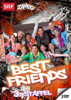 Best Friends - Staffel 3 (3 DVDs)