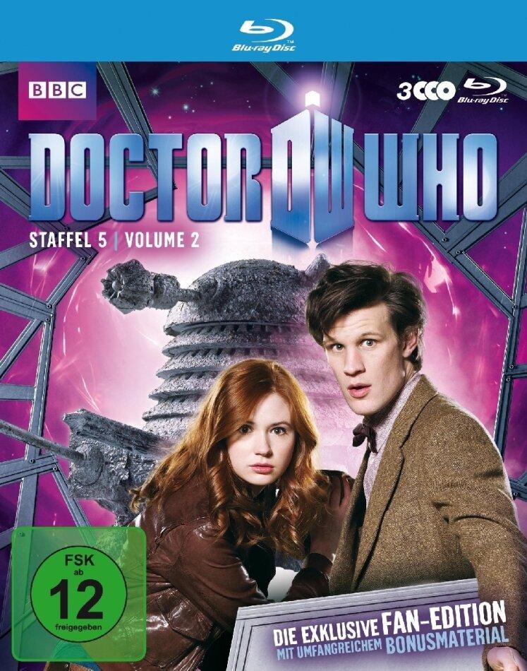 Doctor Who - Staffel 5.2 (3 Blu-rays)