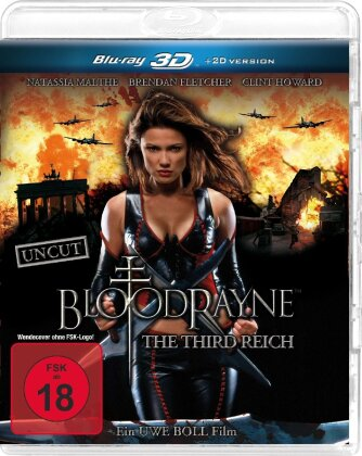 Bloodrayne - The Third Reich (Real 3D / 3D + 2D) (2005)