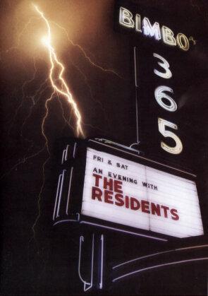 The Residents - Bimbo's 365