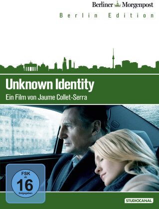 Unknown Identity (2011) (Berlin Edition)